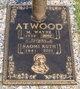 Profile photo:  Naomi Ruth <I>Berkshire</I> Atwood