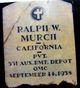 "Ralph Wesley ""Doc"" Murch"