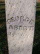 Profile photo:  George Abert