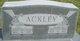 Iva Belle <I>Coates</I> Ackley