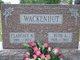 Ruth <I>Armbruster</I> Wackenhut