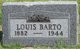 Louis Barto