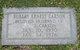 """Profile photo:  Robert Ernest """"R.E."""" Carson"""
