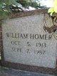 William Homer Singleton