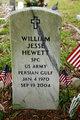 William Jesse Hewett