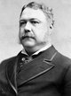 Profile photo:  Chester Alan Arthur