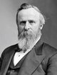 Profile photo:  Rutherford B. Hayes
