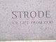 Sheryl Denise Strode