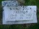Willie John Freeman
