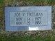 Joe V. Freeman