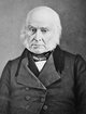 Profile photo:  John Quincy Adams