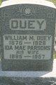 Ida Mae <I>Parsons</I> Duey