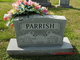 """Francis Houston """"Red"""" Parrish"""