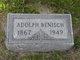 Profile photo:  Adolph Benisch