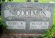 Profile photo:  Bessie M. <I>Harnden</I> Nicodemus