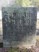 Profile photo:  Caroline <I>Herson</I> Creal