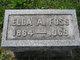 Ella A <I>Tresize</I> Foss