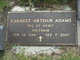PFC Earnest Arthur Adams, Jr