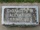 Profile photo:  Charlotte Mary <I>Loney</I> Alexander