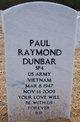 Paul Raymond Dunbar