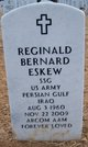Reginald Bernard Eskew