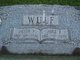 Alice Ruth <I>Siems</I> Wulf