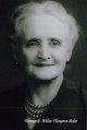 Profile photo:  Florence Gertrude <I>Wilson</I> Acker