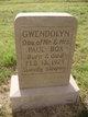 Profile photo:  Gwendolyn Box