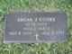 Edgar J. Cooke