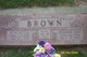 "Juanita Jane ""Warnie"" <I>Gidley</I> Brown"