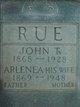 John Thomas Rue, Jr
