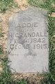 "Adeline ""Addie"" Crandall"