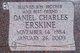 Daniel Charles Erskine