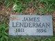 James Lenderman