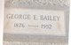 George Eberhart Bailey