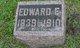Edward Francis Wade