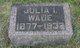 Julia Isabella Wade