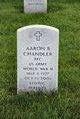 Profile photo:  Aaron B. Chandler