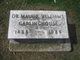 Dr Maude <I>Williams</I> Garlinghouse