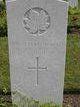 Pvt Ernest James William Beach