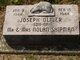 Joseph Oliver Shipman