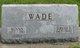 Minna <I>Heidel</I> Wade