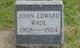 John Edward Wade