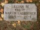 Lillian M. <I>Pease</I> Laubscher