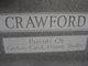 Minnie <I>Swain</I> Crawford
