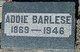 Addie Barlese