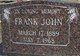 Frank John