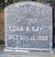 Edna A. Kaye