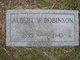 Albert Winfield Robinson