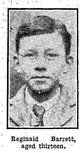 Reginald Henry Lewis Barrett